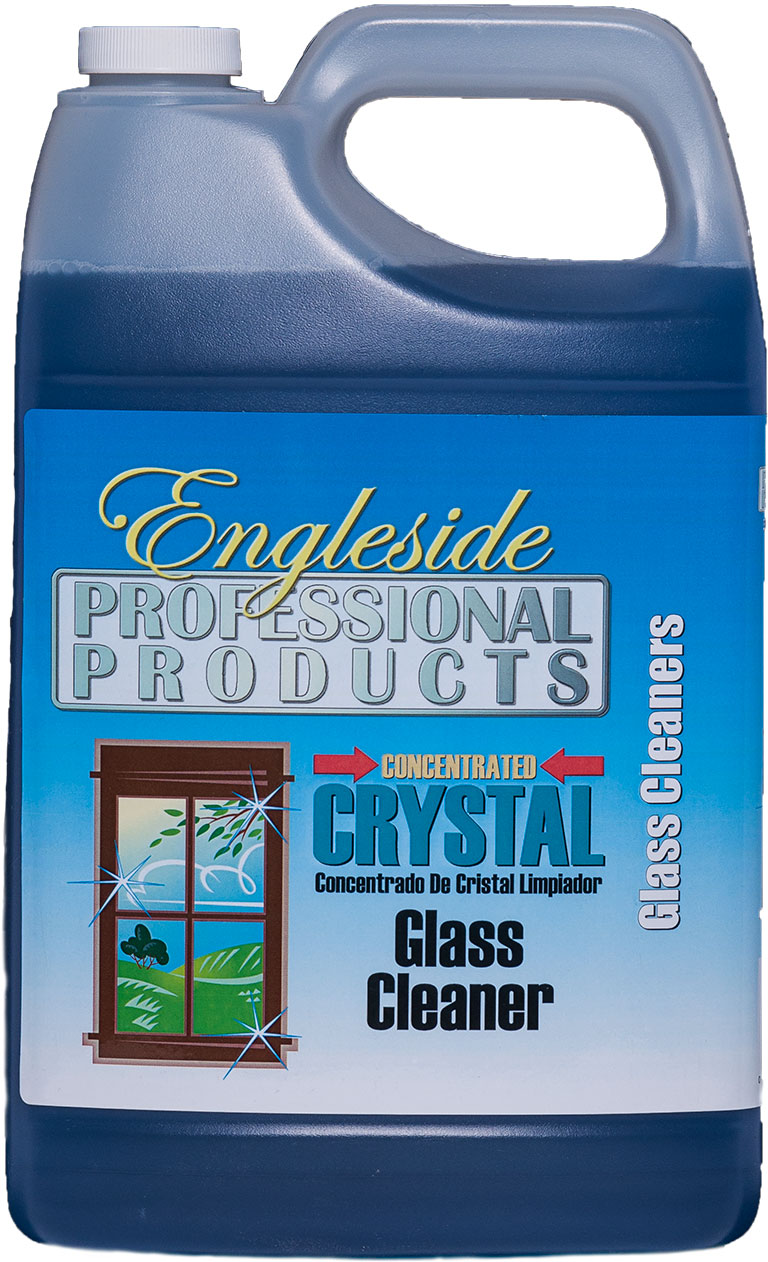 Concentrated Crystal Glass Cleaner, Engleside, Glass, Cleaner, Concentrated