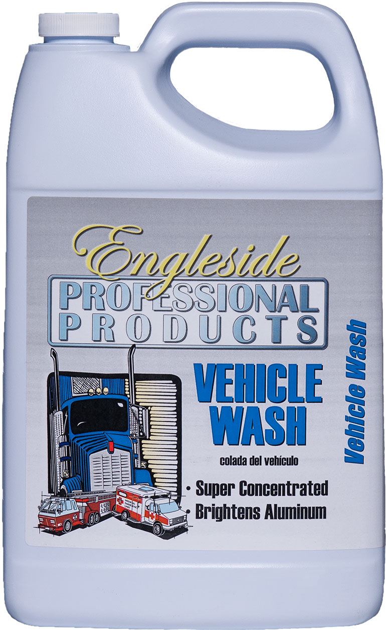 Professional Vehicle Wash, Engleside, Professional Products, Truck Wash, Vehicle Wash, Wash