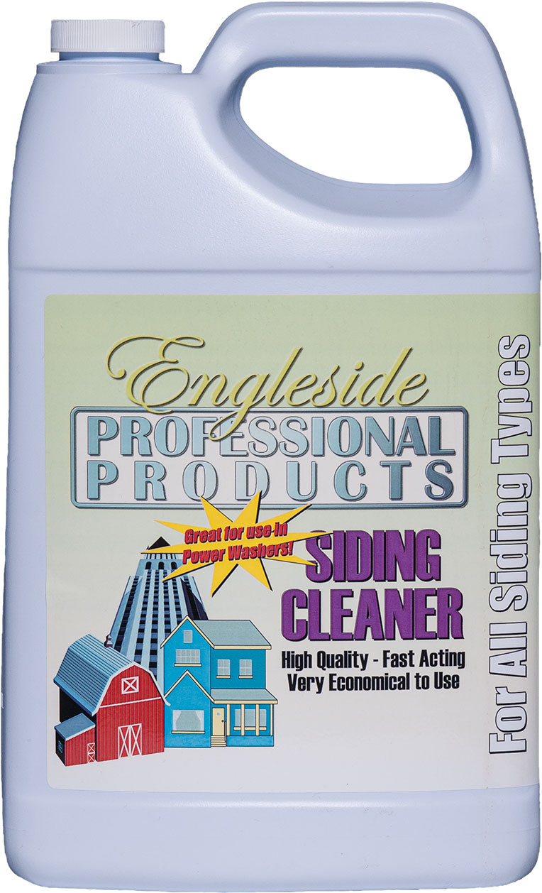 Siding Cleaner, Engleside, Siding, Vinyl, Outdoor Cleaner