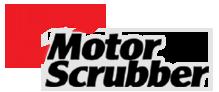 Motor Scrubber Logo