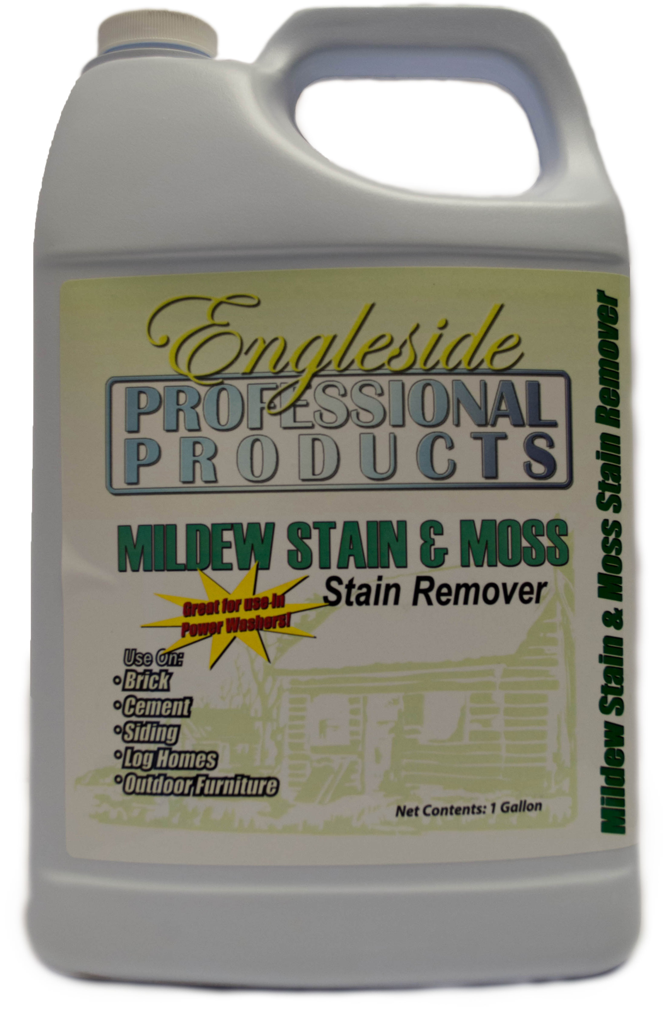 Professional Mildew Stain And Moss Stain Remover