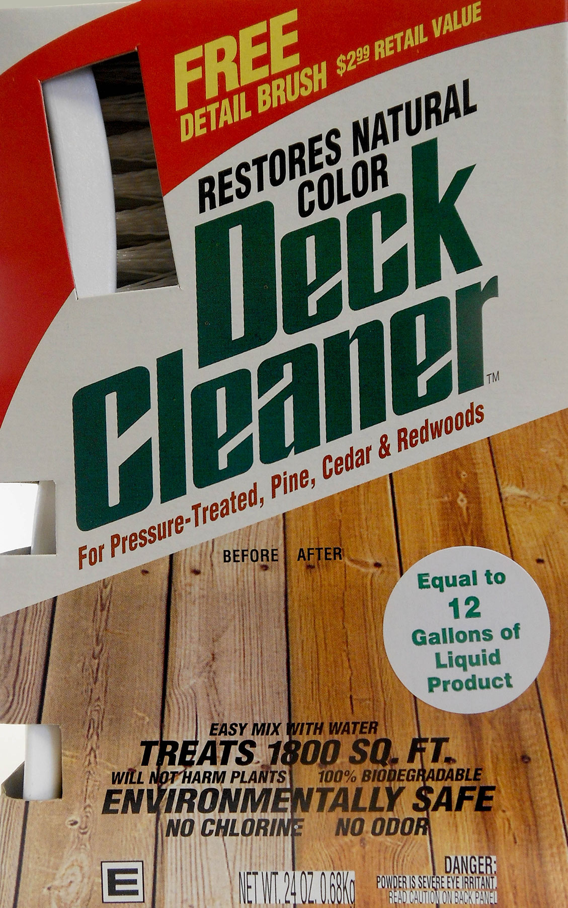 Deck Cleaner, Engleside, Deck, Wood, Outdoor Cleaner, Cleaner