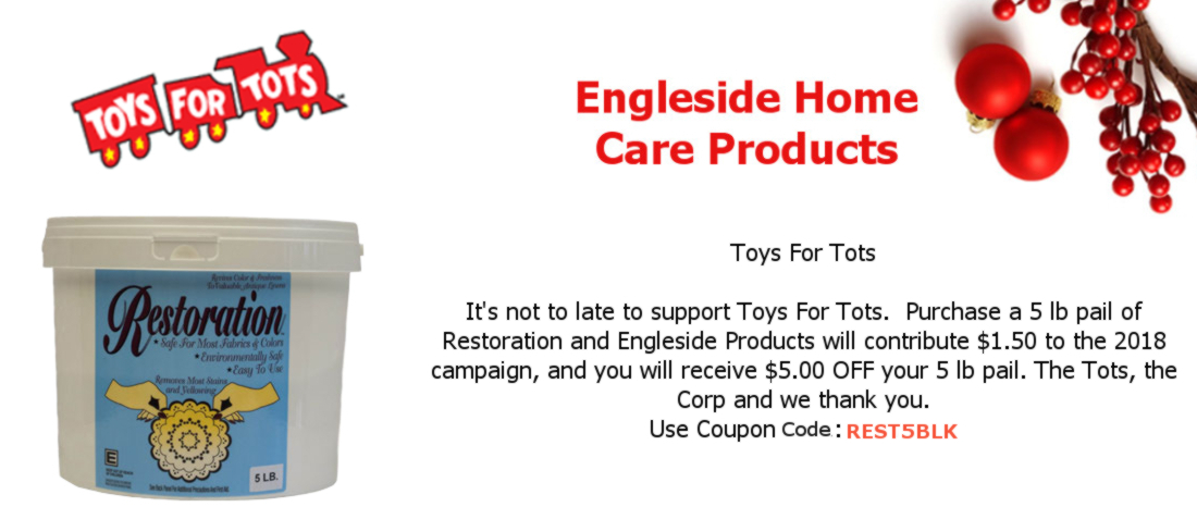 2017 toys for tots gimp - Engleside Products